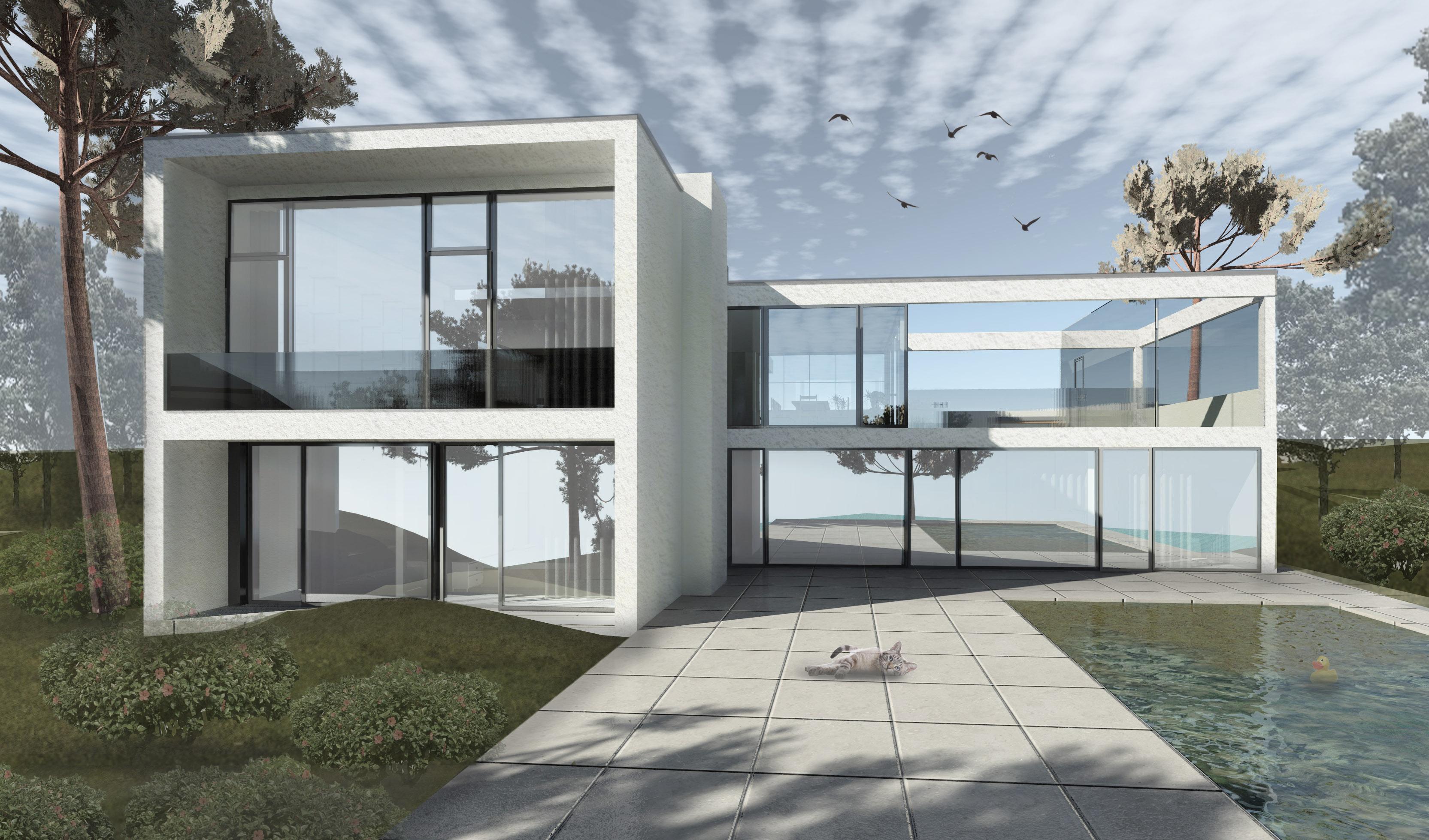 Villa på havsnära tomt i Svinninge
